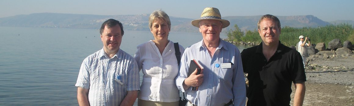 Christian Pilgrimages with St Albans Diocese